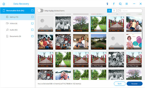 how to recover deleted photos from the gallery