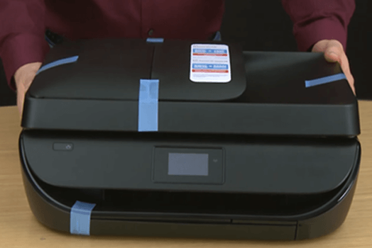 how to setup hp officejet 3833