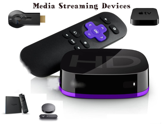 how to change streaming device