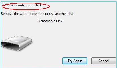 Detach the Write Protection from Micro SD Memory Card
