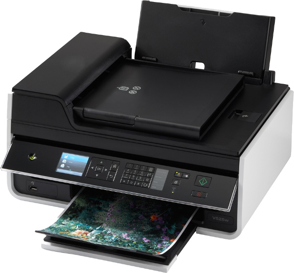 How to Connect Dell v525w Printer to Wifi