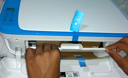 How to Setup HP DeskJet 3630 Printer