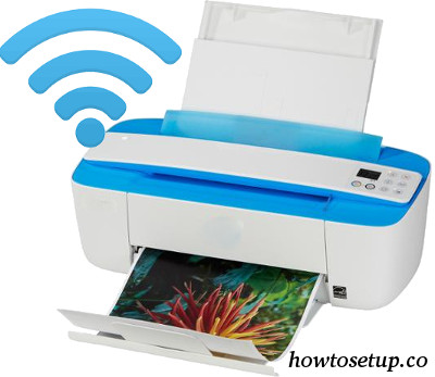 How to Setup HP Deskjet 3755 To Wifi