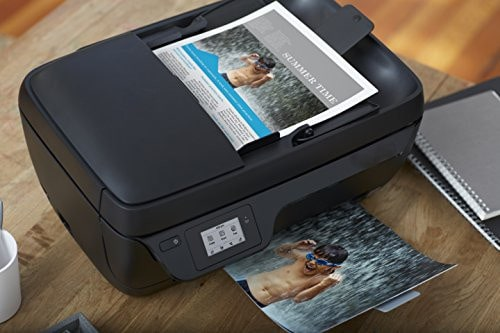 HP Officejet 3833 Scan Setup