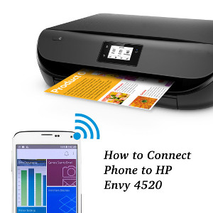 How to Print Photos on HP Envy 4520