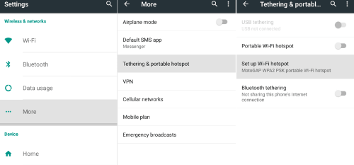 How to Set Up Mobile Hotspot on Android