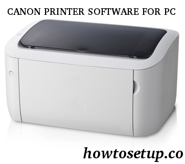 Canon Printer Software for PC