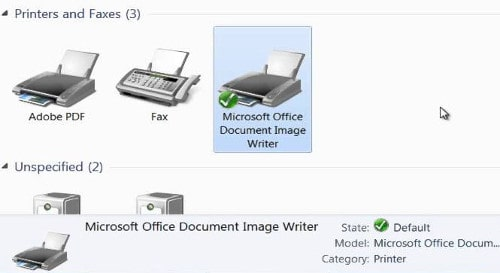 How Can I Set Default Printer In Windows 8