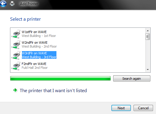 How to Connect Printer to Network Windows 7