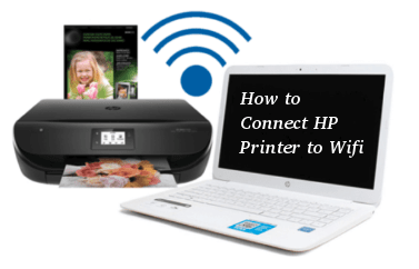 How to Set Up HP Printer to Wifi