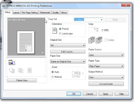 How to Enable Duplex Printing