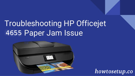 HP Officejet 4655 Troubleshooting