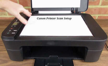 How To Scan On Canon Printer
