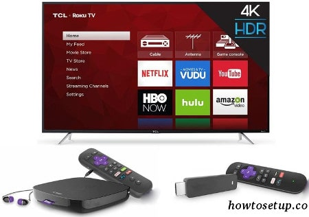 How To Use Roku