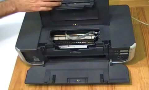 How to Fix Canon Printer Not Printing