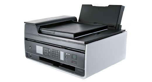Procedure for Dell V525W Wireless Printer
