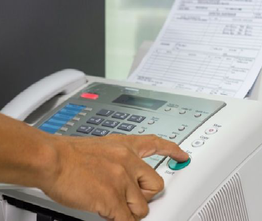 How to Fax from Samsung Printer