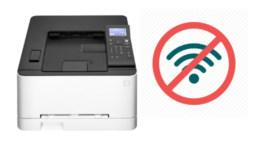 Cannot Connect to the Wireless Printer