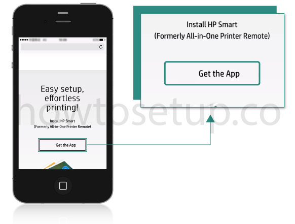 HP printer app wireless for iphone