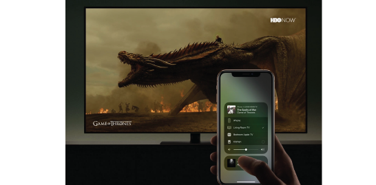 How To Use Streaming Device On iPhone