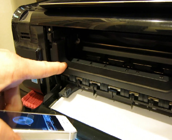 How to Clean HP Inkjet Printhead