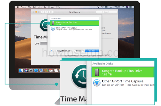 How To Restore Files From Time Machine Backup On Mac