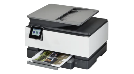 how to install HP Officejet Pro 9015 printer