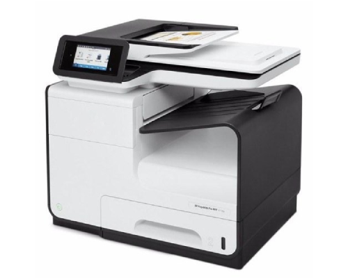 Setup HP Pagewide Pro 477DW Printer