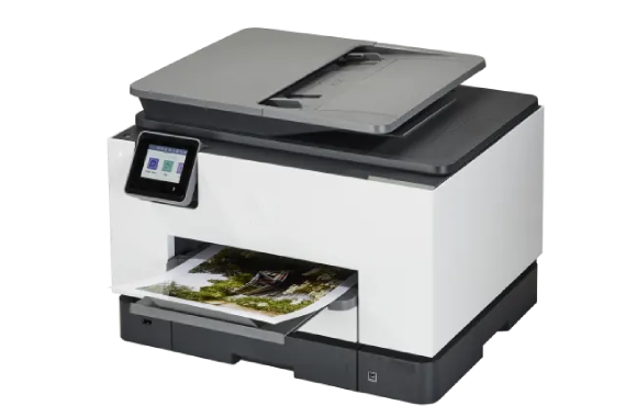 Install HP Officejet Pro 9025 Printer