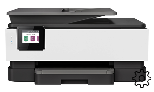 How to Install HP Officejet Pro 8035 Printer