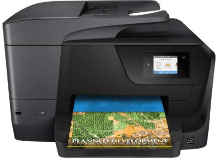 HP Officejet Pro 8710 Not Printing