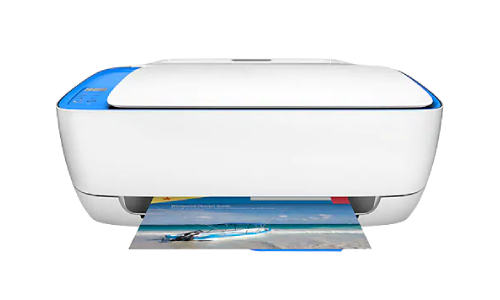 How To Get A Password On HP Deskjet 3632