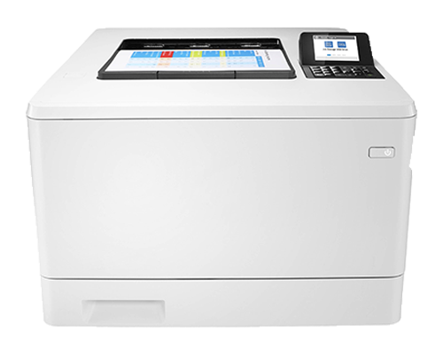 HP Color Laserjet Enterprise M455dn Printer Setup
