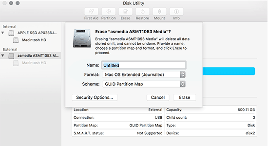 How To Format Wd Easystore For Mac