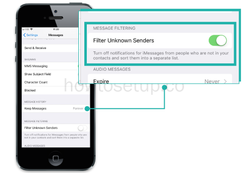 How To Block Unwanted Messages On Mac And Iphone/Ipad