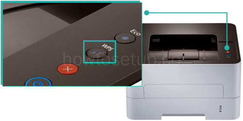 How Can I Find WPS Pin on Samsung Printer