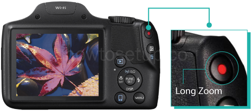 How To Connect Canon Powershot Sx530 Hs To Mac