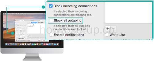 How to Block Outgoing Connections with Firewall Mac