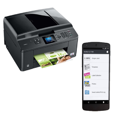 How To Connect Brother Printer To Phone