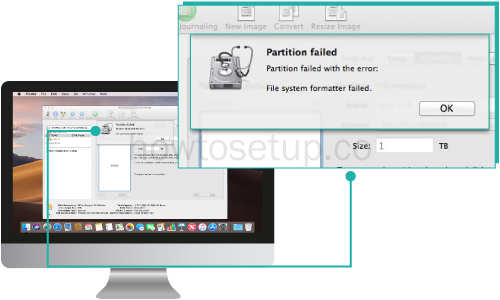 reformat Wd easystore for Mac