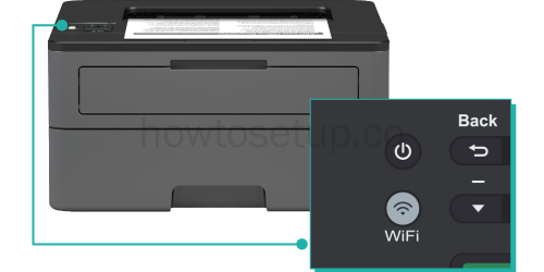 Set Up A Wireless Printer Connection