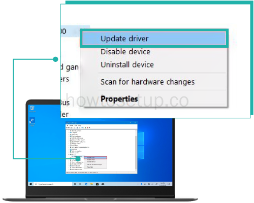 HP Printer Device Manager