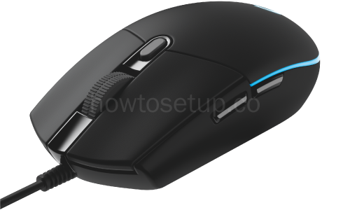mouse not moving smoothly