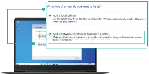 How To Connect To A Network Printer?