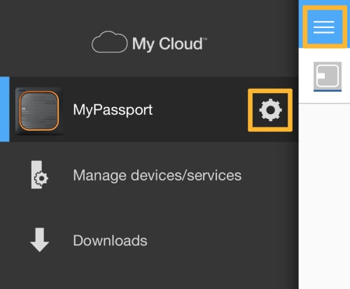How To Use WD My Cloud To Backup System