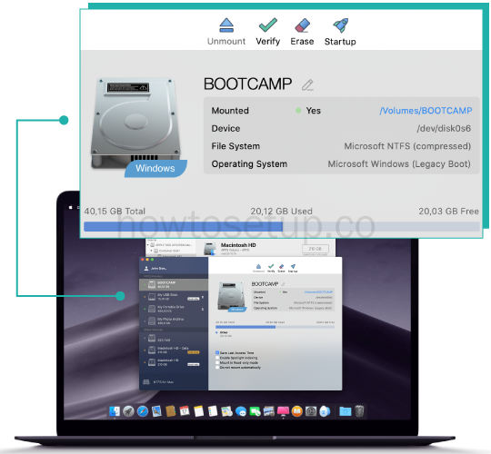 Format WD NTFS Driver For Mac